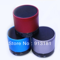 5pcs Bluetooth Speaker stereo A60 with MIC,Hands-free Lin-in FM/TF Card Function for MP3 MP4 cellphone/iPad/ iPhone free DHL
