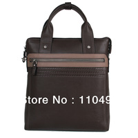 casual fashion business new leather handbag for men