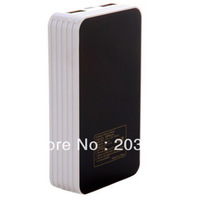 two USB port Travel Universal power bank PB009- suitable for smart phones