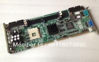 Industry monter board ADVANTECH PCA-6186 REV A1 TWO MONTHS WARRANTY