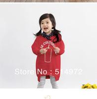 Best selling!!HOT drink bottles style girs long hoodie joker  kids casual sweatershirt cotton outerwear free shipping