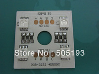 High Brightness 5050 RGB LED module board DC12V  full color, free shipping 150pcs/lot