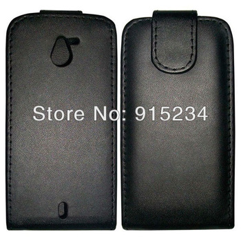 Promotion Cell Phone MT27I Leather Case Flip Leather Cover Protector for Sony Xperia Sola DHL Free Shipping