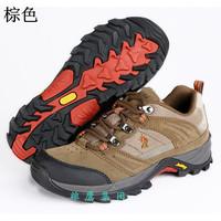 counter JIEWAYoutdoor waterproof hiking shoes  to help low cross country, men and women sports shoes1881-1/2881-1