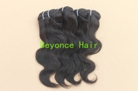 Virgin Brazilian Hair Extension Queen Hair Products 12'-32' Good Quality DHL Free Shipping