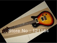 best New Arrival Yellow Black Custom Electric Guitar Guitar From China Free Shipping