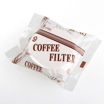 9#/ 6#/ 3#  Round coffee filter paper/ 68mm diameter coffee filter paper/100pcs/bag