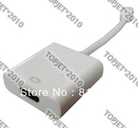 Mini Display Port DisplayPort DP to HDMI Adapter Cable For APP LE MA CBOOK Pro
