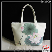 Bags chinese style fashion all-match canvas bag small