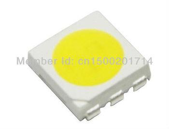 High intensity WHITE SMD LED 5050 DIODE 6000-6500K 3.0-3.5V 1000PCS