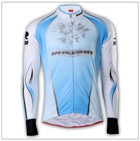 Super deal Name brand full sleeve CoolDry fabric cycling jersey, cycling wear with Reflective strips, cycling sportwear C-009