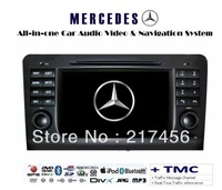 2006-2012 Mercedes Benz ML W164 ML 350 ML450 GPS DVD Radio RDS HD Screen  Navigation System