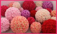 High density wedding Rose Ball ,artificial hanging rose ball, silk flower ball for party supermarket decoration,25cm diameter