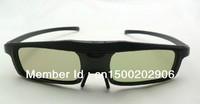 The TV shutter 3D glasses, suitable for various brands of shutter 3D TV