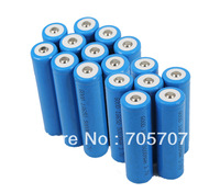 New 15 piece lithium 5000 mah Rechargeable 18650 battery For LED Flashlight Torch 3.7V