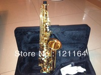 High grade professional alto saxophone like Selmer Paris Reference 54 sax  Gold lacquer