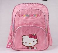 Free Shipping! Hello Kitty Cartoon School Bag Manufacturers Wholesale Children Backpack Schoolbag Package