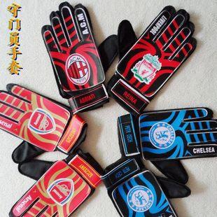 Soccer Gloves Ailsports band finger football goalkeeper gloves protective football gloves soccer goalkeeper breathable lungmoon
