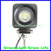 40 pieces / lot  10w SM6110 2.5''/ high power LED work light / modified car lights spotlight /modification headlights