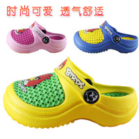 Male shoes girls sandals slippers child children shoes
