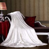 Mulberry silk was silk material handmade winter quilt