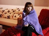 66868 multifunctional blanket knee blanket phi blanket water wash electric heating blanket none radiation