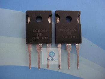 IRG4PC50U G4PC50U IR  INSULATED GATE BIPOLAR TRANSISTOR(Vces=600V, Vce(on)typ.=1.65V, Vge=15V, Ic=27A) 50pcs