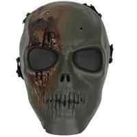Skull mask full protective mask of terror cs protective skull