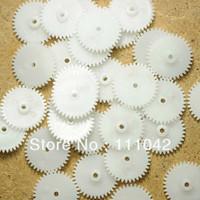 Wholesale price,plastic gear DIY, motor gear, gear box, single gear,  free shipping