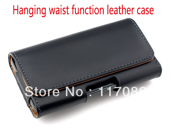 New arrived!100% Original leather case protective cover for ZOPO zp300 300+ smart phone freeshipping