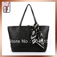 2013 Hot Sale  New Arrival Design Ladies Patent Leather Bags Fashion Women Vintage Casual Handbag   (WB0007)