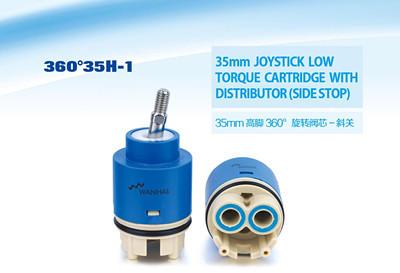 Free Shipping Wanhai 35mm Joystick Low Torque Cartridge With Distributor Side Stop Ceramic