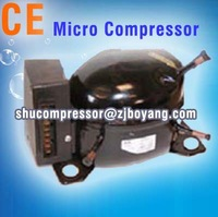 Mini DC Compressor For Portable Cooling Systems Miniature Refrigeration Freezer Systems