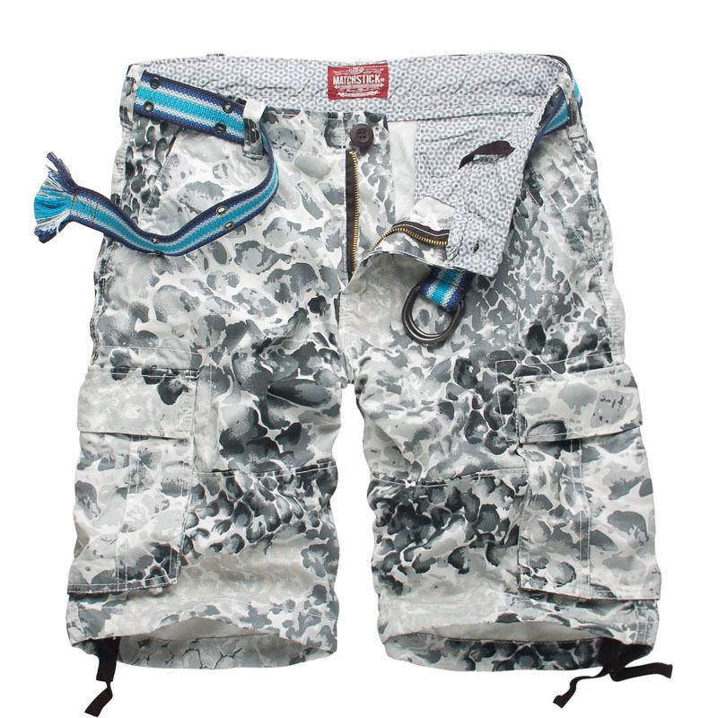 White Camo Cargo Pants White Camo Mens Cargo Shorts
