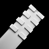 New arrival strap the trend of fashion elegant personality white belt male genuine leather belt