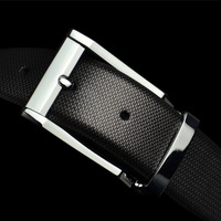 Strap male fashion male belt casual pin buckle belt genuine leather strap first layer of cowhide