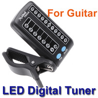 LED Digital Guitar Tuner I1 Free / Drop Shipping Wholesale