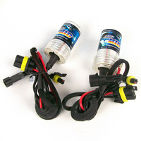 hot sale 9006 hb4 xenon hid bulb one pair free shipping 4300K 5000K 6000K 8000K 10000K 12000K