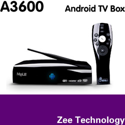 Mele A3600 Android 4.0 Mini PC TV Box Online video Player Allwinner Boxchip A10 HDMI+AV+VGA 5Dbi antenna WiFi(China (Mainland))