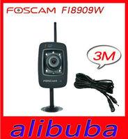 New FOSCAM FI8909W IP CAMERA Free Foscam DDNS Day/Night surveillance webcam 2-year warranty