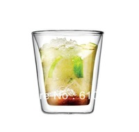 Кружка 1Pcs/lot Bodum sGlass ,  75