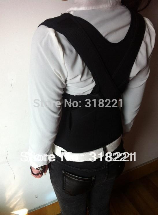 Wholesale Price for 3 Pcs Children Adult Custom-made U9 BABAKA Correct Posture Corrector Vest Braces Back Support Belt(China (Mainland))
