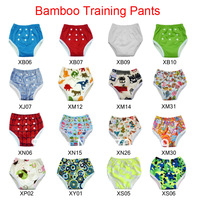 New product ! Alva reusable bamboo training pants,all in one size