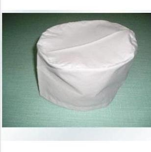 High quality fabric white nurse hat doctor cap(China (Mainland))
