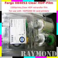 Fargo HDP5000 ribbon 84053 Clear HDP Retransfer Film