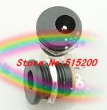 Free Shipping 200PCS 2.1x5.5mm DC power jack dc socket panel mount