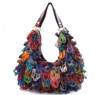 Crochet Designer Bags : ... Crochet-Flower-Handbag-for-Women-Patchwork-Designer-Bag-Genuine