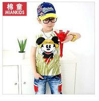 boys girls children tee shirt fit 2-6yrs cartoon short sleeve t shirt clothing 5pcs/lot 5 size same color free shipping