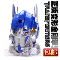 Man car vocalization piggy bank optimus prime piggy bank creative piggy bank