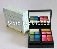 Hot Sale!! Make Up Sets Cosmetic Eyeshadow 23 Colors Lipstick&Blush Palette